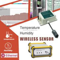 wireless temperature humidity controller machine,humidity sensor 4-20ma