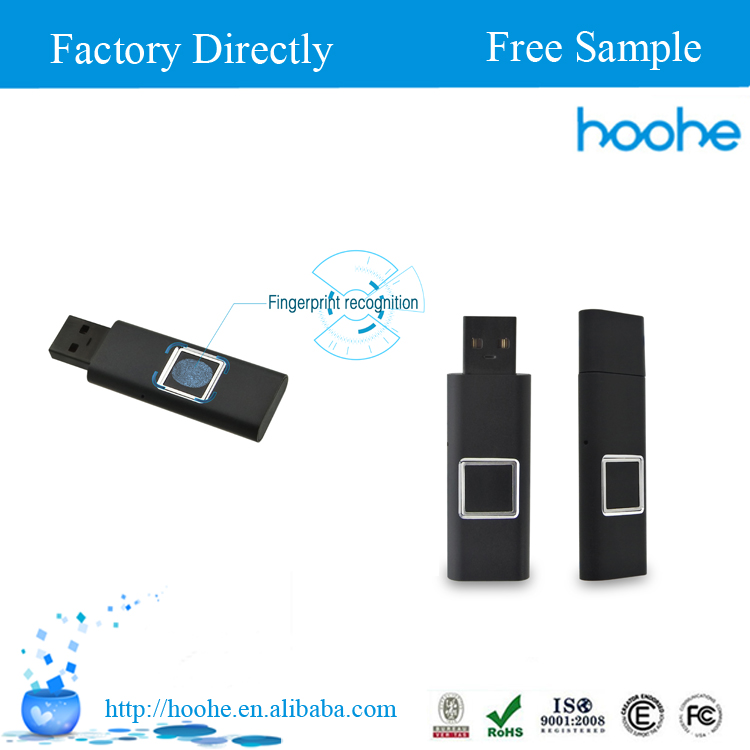 No app require Fingerprint Encryption custom usb flash drive