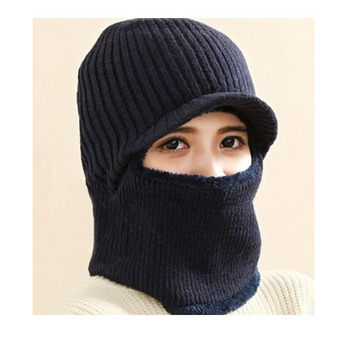 ff8c4accf39 new men and women winter warm knitted beanie hats cap skull balaclava neck  warmer caps