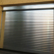Stainless steel security roller shutter door design