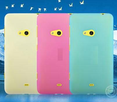 Plastic Case For Nokia 625,Clear Hard Gel Defender Case For Nokia ...