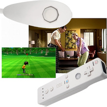 High Quality Pro Wired Shock Game Controller Gamepad game remote controller For Nintendo Wii