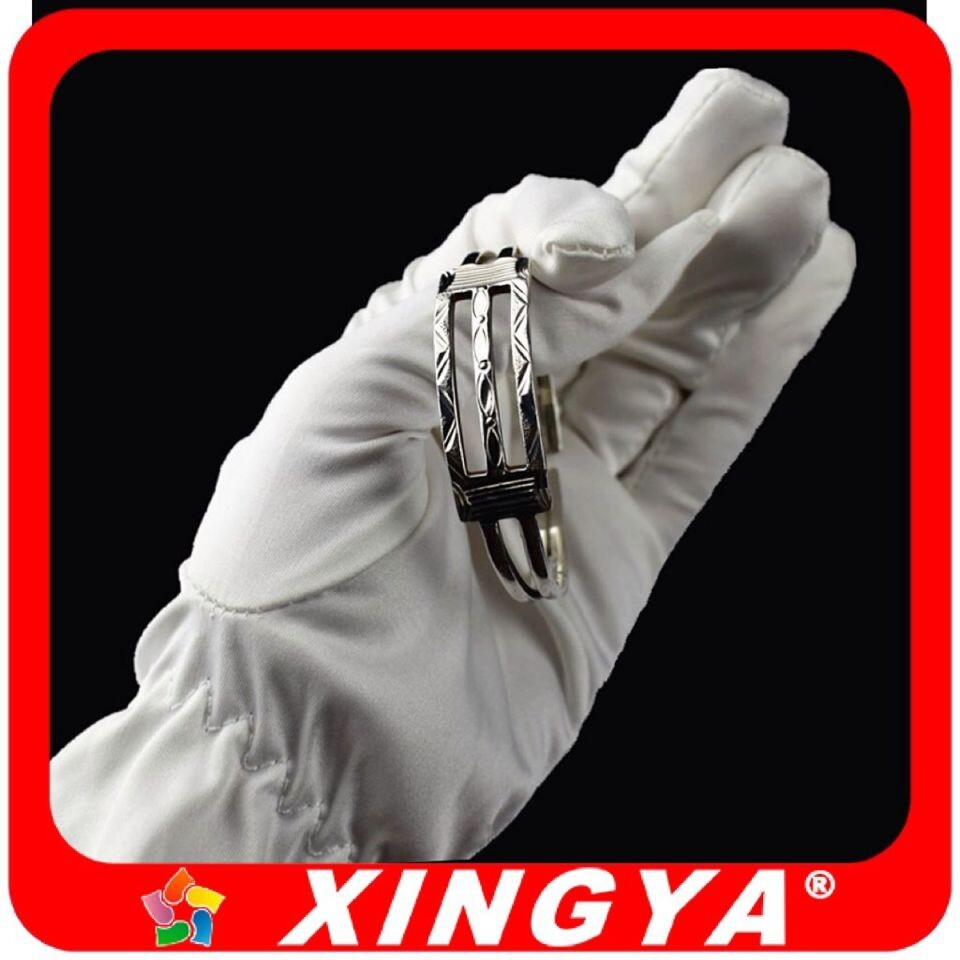 GV_3Jewelry display gloves, microfiber jewelry gloves