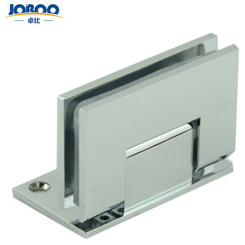 Wholesale Products Frameless Shower Door Hinges Single Side 90