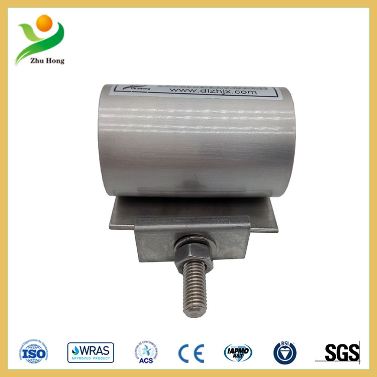 Factory Outlet SS-H Semi-Circle Pipe Repair Clamp