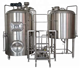 automatic brewery equipment beer brewing micro beer brewing system 200L 300L 500L 1000Lfor sale