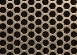 Steel , stainless sheet PERFORATED , round hole perforation in UAE , Dubai , Abu Dhabi , Sharjah , Ajman , RAK , Fujairah
