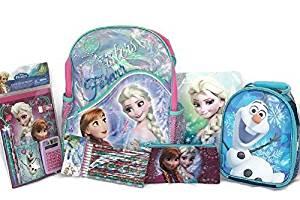 Buy Disney Frozen Holiday Backpack Bundle for Girls ee4471a56727e