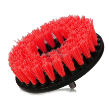 "Scrub Brush 5"" Round with Power Drill Attachment"