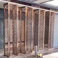 Decorative Metal Screens & Laser Cut Metal Screens
