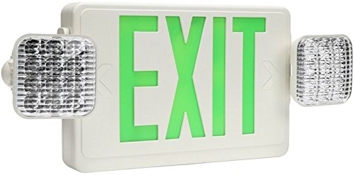 LED EXIT & Emergency Combo Lighting