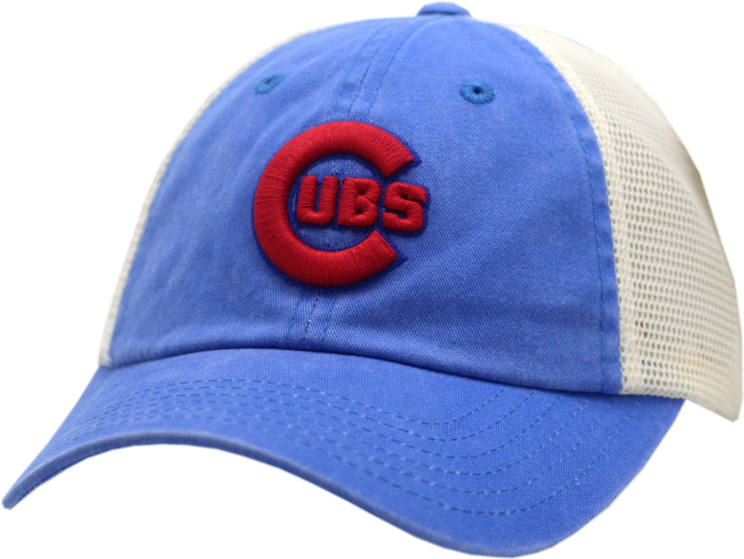 50e6ae97213 ... store get quotations chicago cubs snapback hat 2 tone creme mesh 11674  5af8d 5a46a
