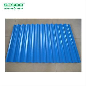 DX51D 0.13mm zinc coated hot dipped prepainted galvanized steel roofing sheet