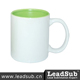 Morning Cup 11oz Personalized Ceramic Sublimation Mugs