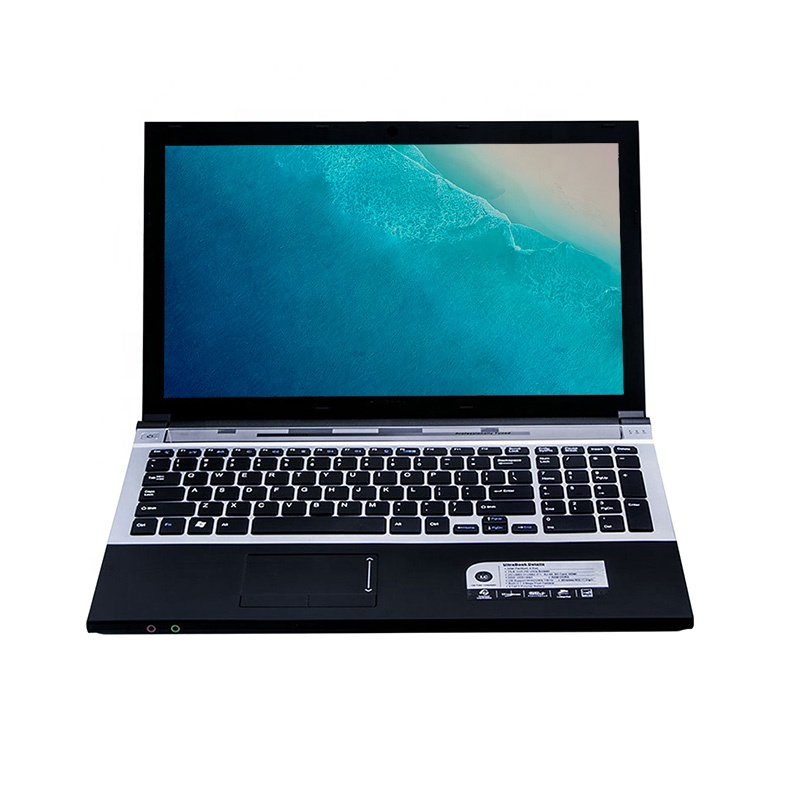 Hot selling 15.6 inch notebook Computers with DVD ROM 4GB / 8GB RAM Dual Disk storage low MOQ фото