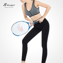 S-SHAPER Custom Gym Wear Workout Clothing Women Yoga Leggings And Bra Sets