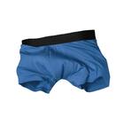 Famous brand boxers blue underwear 92% micro modal boxer briefs