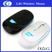 computer hardware wireless usb flat mouse