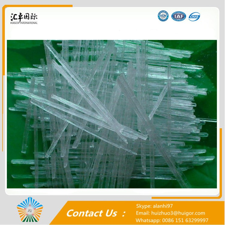 Food additives natural menthol crystal CAS 89-78-1