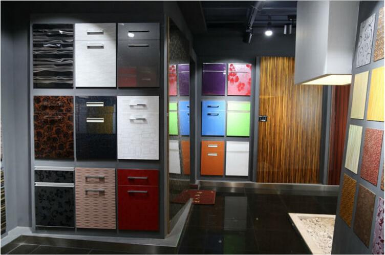 Aangepaste modulaire moderne mdf melamine keuken kast fabrikant land keuken kasten product id - Aangepaste kast ...