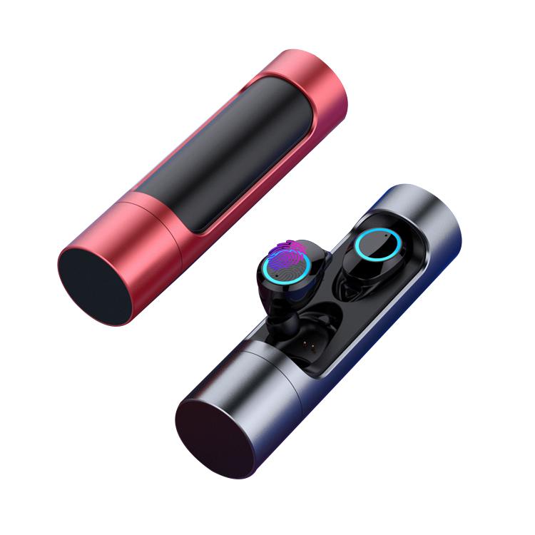 Amazon Best Seller Mini Tws Waterproof Wireless Earphone True Wireless Earbuds Silver Red Blue Alibaba Com Imall Com