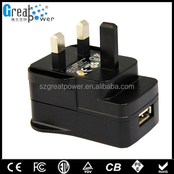 Universal usb power adaptor 5v 2000ma output from Greatpower