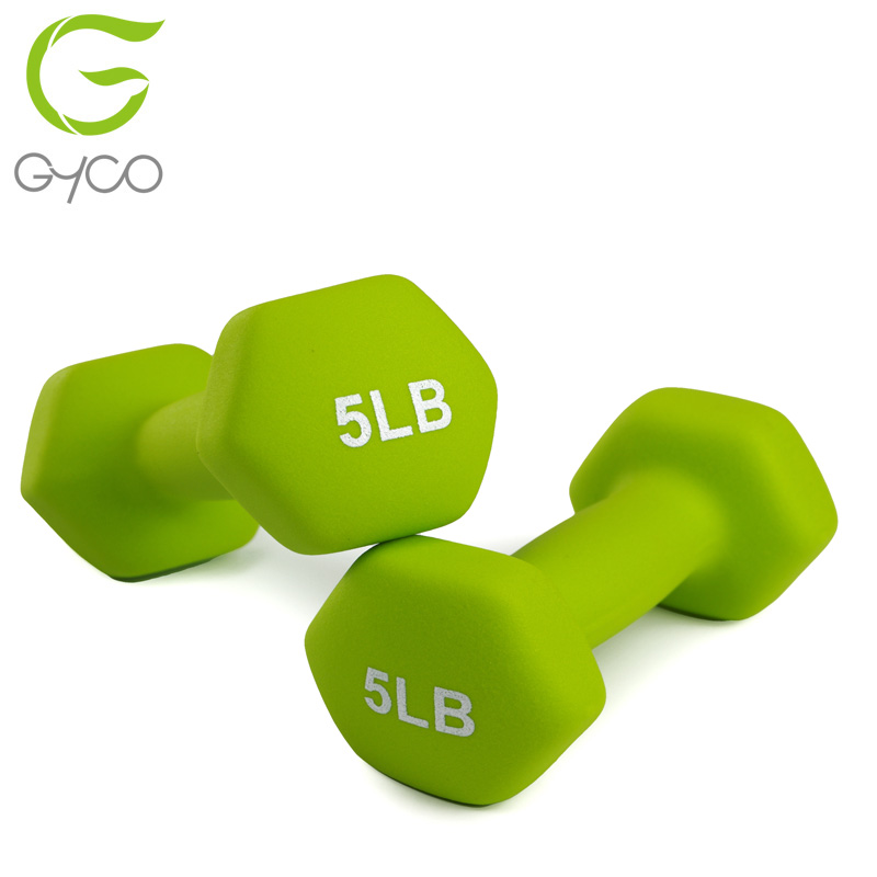 Latest design Adjustable 10kg Dumbbell Hex dumbbell Set