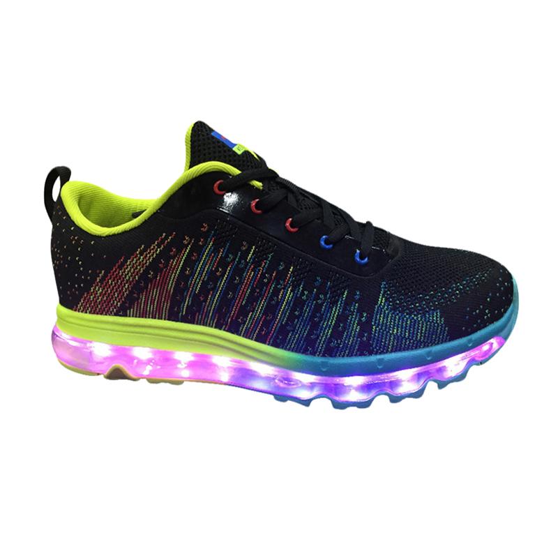 led shoes Adult spring flash models running 1Tcaq67U