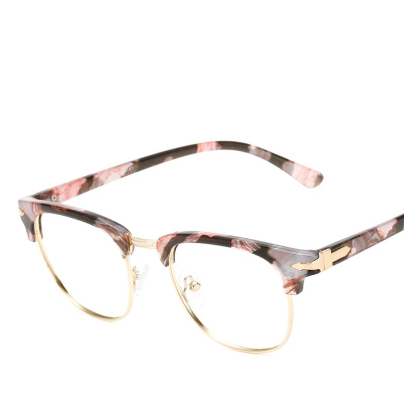 Superhot moda gafas marcos para las mujeres retro marca ojos gafas ...
