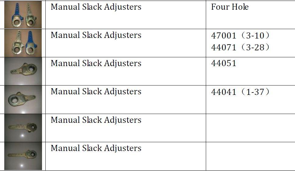 Kn47001 Kn44071 Automatic Or Manual Slack Adjuster With  Ts16949(haldex,Wabco,Knorr)man,Daf,Volvo,Iveco - Buy Slack Adjuster,Brake  Slack