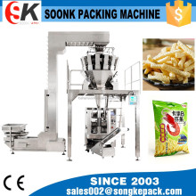 Multihead Head Combination Weigher Granule Packing Machine