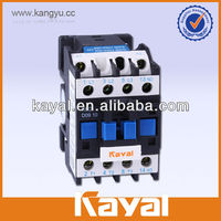 high quality 25A 3 phase ac electric contactor,old type CJX2/LC1-D25 25A low-voltage AC magnetic 3 Pole contactor