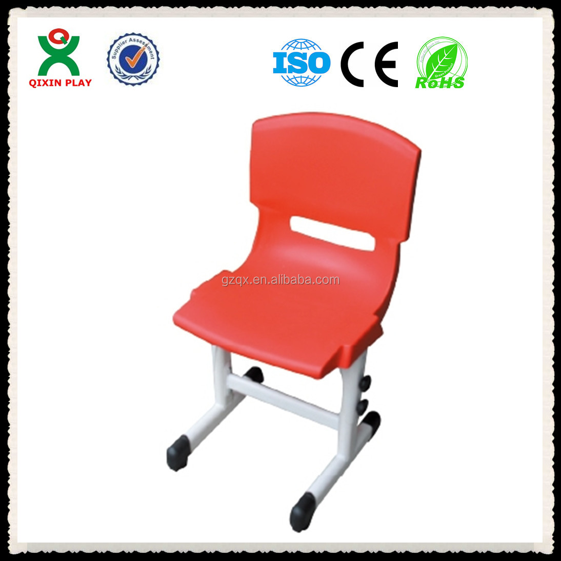Useful Kids Furniture Plastic Chairs For Sale Qx195g Used