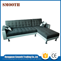 Good quality functional decoro leather recliner sofa