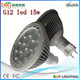 Spot light g12 par30 led 2700-6500K g12 par30 led high lumen g8.5 led lamp