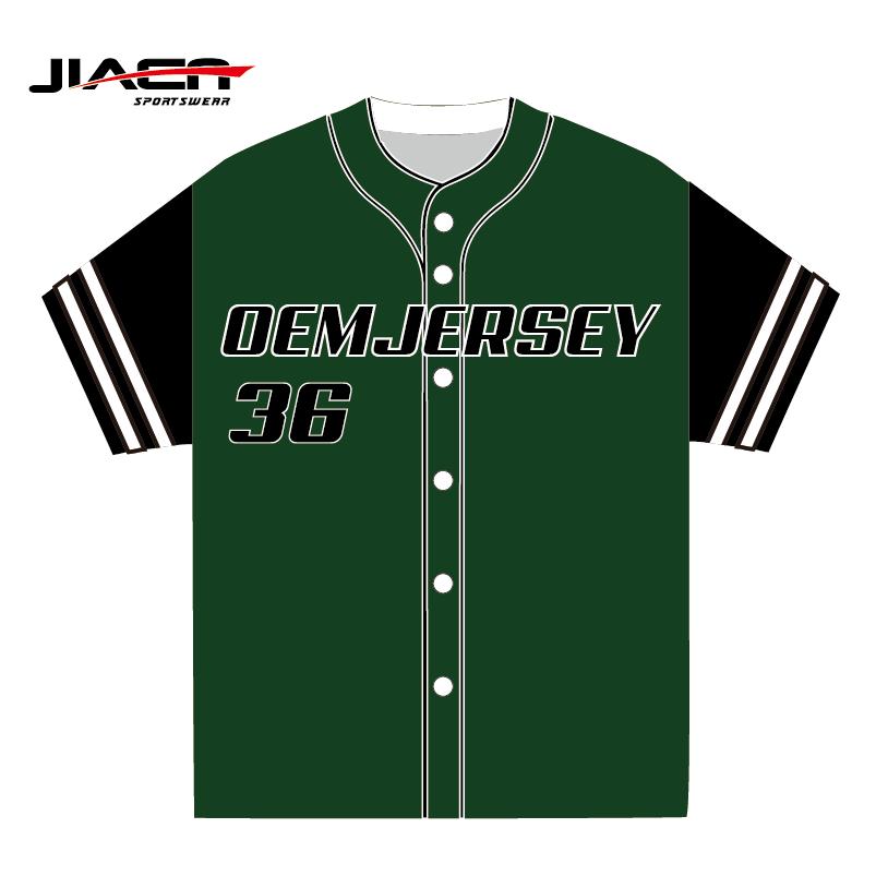 c313d4ec16f custom printed baseball shirts personalised baseball tops blank baseball  jerseys for sale