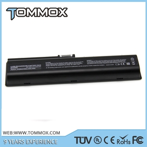 Tommox Genuine For Hp Pavilion Dv2000 Dv6000 Laptop Battery 411462-141 Ev089aa Replacement