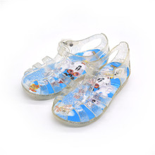 Wholesale Cheap Price Different Styles Toddler Jelly Sandals Cute Baby Girls Jelly Shoes Breathable Toddler Jelly Sandals