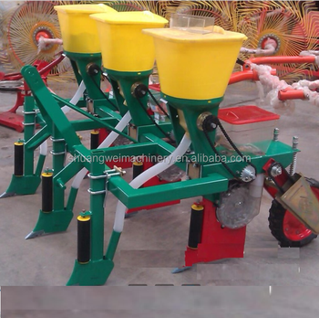 3 Rows Tractor 3 Point Hitch Corn Seed Planter With Great Price 2byf