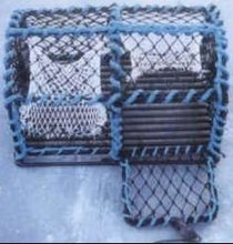 Parlour pot/lobster creel/fishing coop/fishing trap