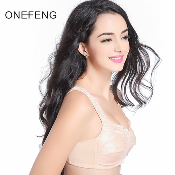 f4708020bb824 Super Comfortable Wireless Lace Sexy Mastectomy Bra for Prosthesis Women  Cancer Factory Direct Selling Best Price