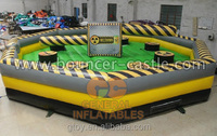2016 new design Inflatable meltdown ride inflatable games for party rentals cheap inflatables in China
