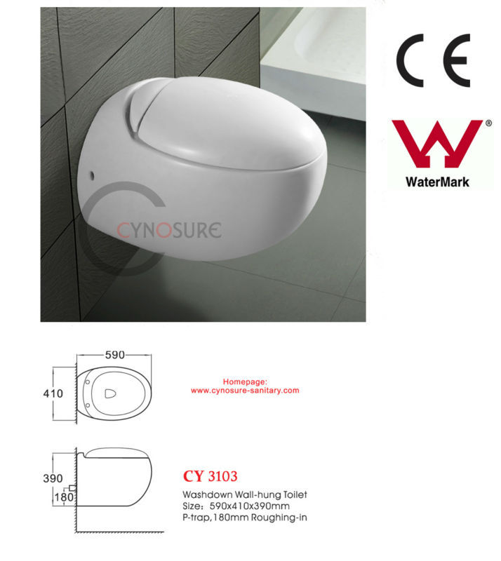 EGG SHAPE WALL HUNG TOILET  ON SALE  ColorfulCe  Watermark  Wels  Egg Shape Wall Hung Toilet  On Sale  Colorful  . Egg Shaped Toilet Seat. Home Design Ideas