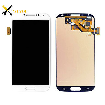 Hot selling products lcd for samsung galaxy s4 i9500 i9505 i337 M919