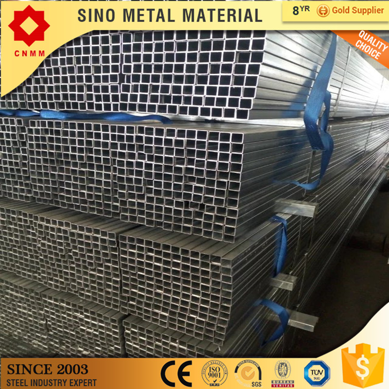 steel galvanized rectangular square pipes tuberias de acero tuberias de acero as1163 gi steel pipe china