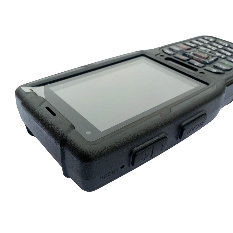 Highton Cheapest Factory 3.2 inch Handheld Android PDA UHF RFID with Waterproof Handhelds