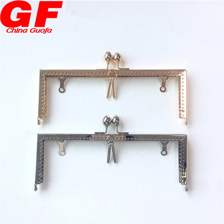 high quality metal purse handbag frames wallet woman frame for purse ladies purse frame