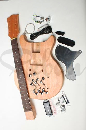 Weifang LP junior double cut electric guitar kit