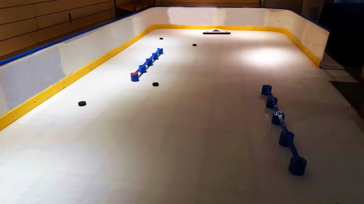 Does Synthetic Ice Work Outdoors?