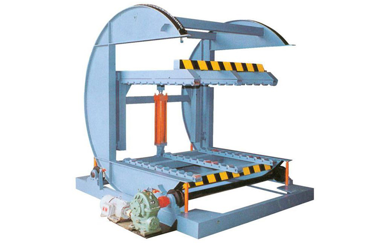 Automatic Panel Turning Machine